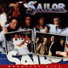 Sailor: The Definitive Collection, CD