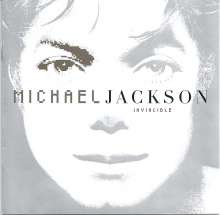 Michael Jackson: Invincible, CD
