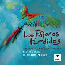 Los Pajaros Perdidos - The South American Project, CD