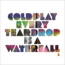 Coldplay: Every Teardrop Is A Waterfall, Single 7