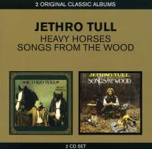 Jethro Tull: 2 Original Classic Albums (Heavy Horses/Songs From The Wood), 2 CDs