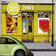 Various Artists: Top Of The Pops 2001.., CD