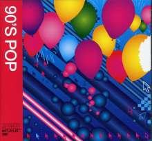 Various Artists: Playlist: 90's Pop, CD