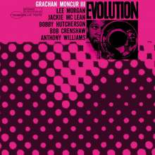 Grachan Moncur III  (geb. 1937): Evolution (Rudy Van Gelder Remasters), CD