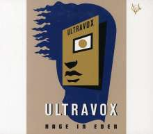 Ultravox: Rage In Eden (Expanded & Remastered), 2 CDs