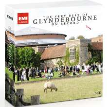 The Very Best of Glyndebourne on Record, 5 CDs