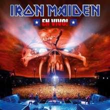 Iron Maiden: En Vivo! Live In Santiago De Chile 2011, 2 CDs