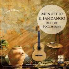 Luigi Boccherini (1743-1805): Menuetto & Fandango - Best of Boccherini, CD