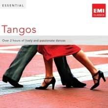Essential Tangos (EMI), 2 CDs