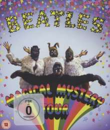 Beatles: Magical Mystery Tour, Blu-ray Disc