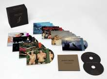 Roxy Music: Complete Studio Recordings 1972 - 1982 (Limited Edition), 10 CDs