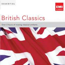 Essential British Classics (EMI), 2 CDs