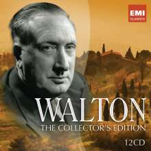 William Walton (1902-1983): William Walton - The Collector's Edition, 12 CDs