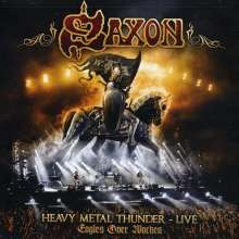 Saxon: Heavy Metal Thunder - Live 2009: Eagles Over Wacken, 2 CDs
