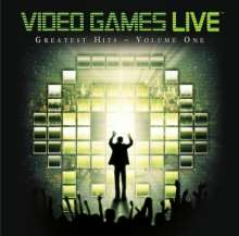 Video Games Live Vol. 1, CD