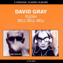 David Gray: Flesh / Sell Sell Sell (2 Original Classic Albums), 2 CDs