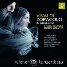 Antonio Vivaldi (1678-1741): L'Oracolo in Messenia, 2 CDs