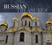 Russian Treasures, 3 CDs