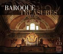 Baroque Treasures, 3 CDs