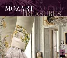 Mozart Treasures, 3 CDs