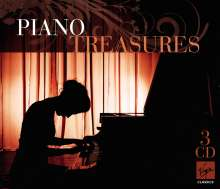 Piano Treasures, 3 CDs