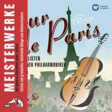 Die 12 Cellisten des Berlin PO - Fleur de Paris, CD