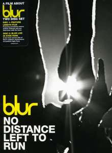Blur: No Distance Left To Run, DVD