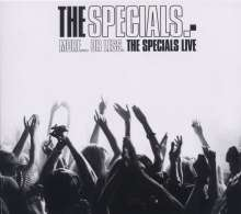 Specials: More... Or Less. The Specials Live 2011, 2 CDs