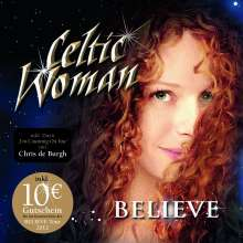 Celtic Woman: Believe (CD + DVD), CD