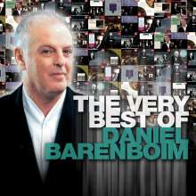 Daniel Barenboim - The Very Best of, 2 CDs