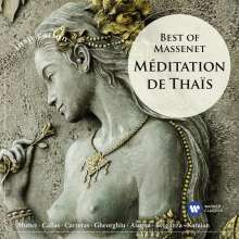 Jules Massenet (1842-1912): Meditation de Thais - Best of Massenet, CD