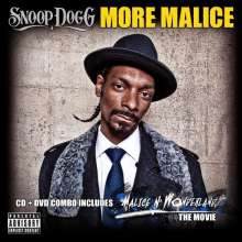 Snoop Dogg: More Malice (CD + DVD), CD