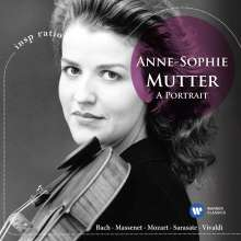 Anne-Sophie Mutter - A Portrait, CD