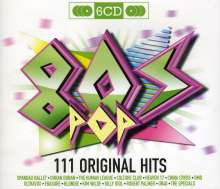 Various Artists: Original Hits 80s Pop, 6 CDs
