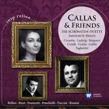 Maria Callas and Friends, CD