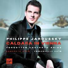 Philippe Jaroussky - Caldara in Vienna, CD