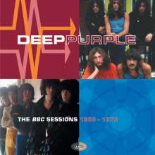 Deep Purple: BBC Sessions 1968 - 1970 (Special Edition), 2 CDs