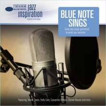 Jazz Inspiration: Blue Note Sings, CD