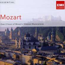 Essential Mozart, 2 CDs
