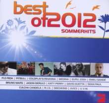 Best Of 2012 - Sommerhits, 2 CDs