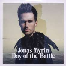 Jonas Myrin: Day Of The Battle, Maxi-CD