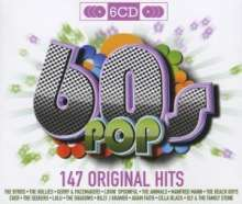 Various Artists: Original Hits 60s Pop, 6 CDs