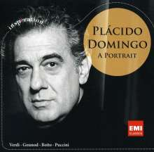 Placido Domingo - A Portrait, CD