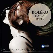 Maurice Ravel (1875-1937): Bolero - The Best of Ravel, CD