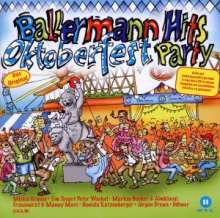 Ballermann Hits Oktoberfest Party, 2 CDs