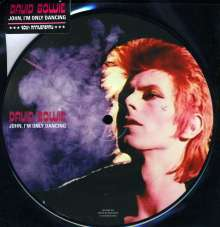 David Bowie: John, I'm Only Dancing (2012) (Picture Disc), Single 7