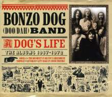 Bonzo Dog Doo Dah Band: A Dog's Life (The Albums 1967 - 1972), 3 CDs