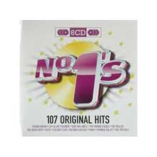 Various Artists: Original Hits Number 1's, 6 CDs