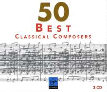 50 Best Classical Composers, 3 CDs