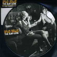 David Bowie: The Jean Genie - 40th Anniversary (Picture Disc), Single 7